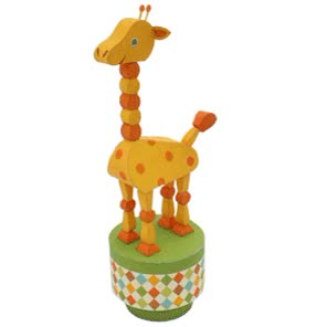 Watch and share Push Toy Giraffe Thl GIFs on Gfycat