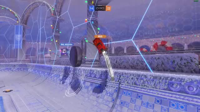 Watch and share Rocket League GIFs and Snow Day GIFs by MuD on Gfycat