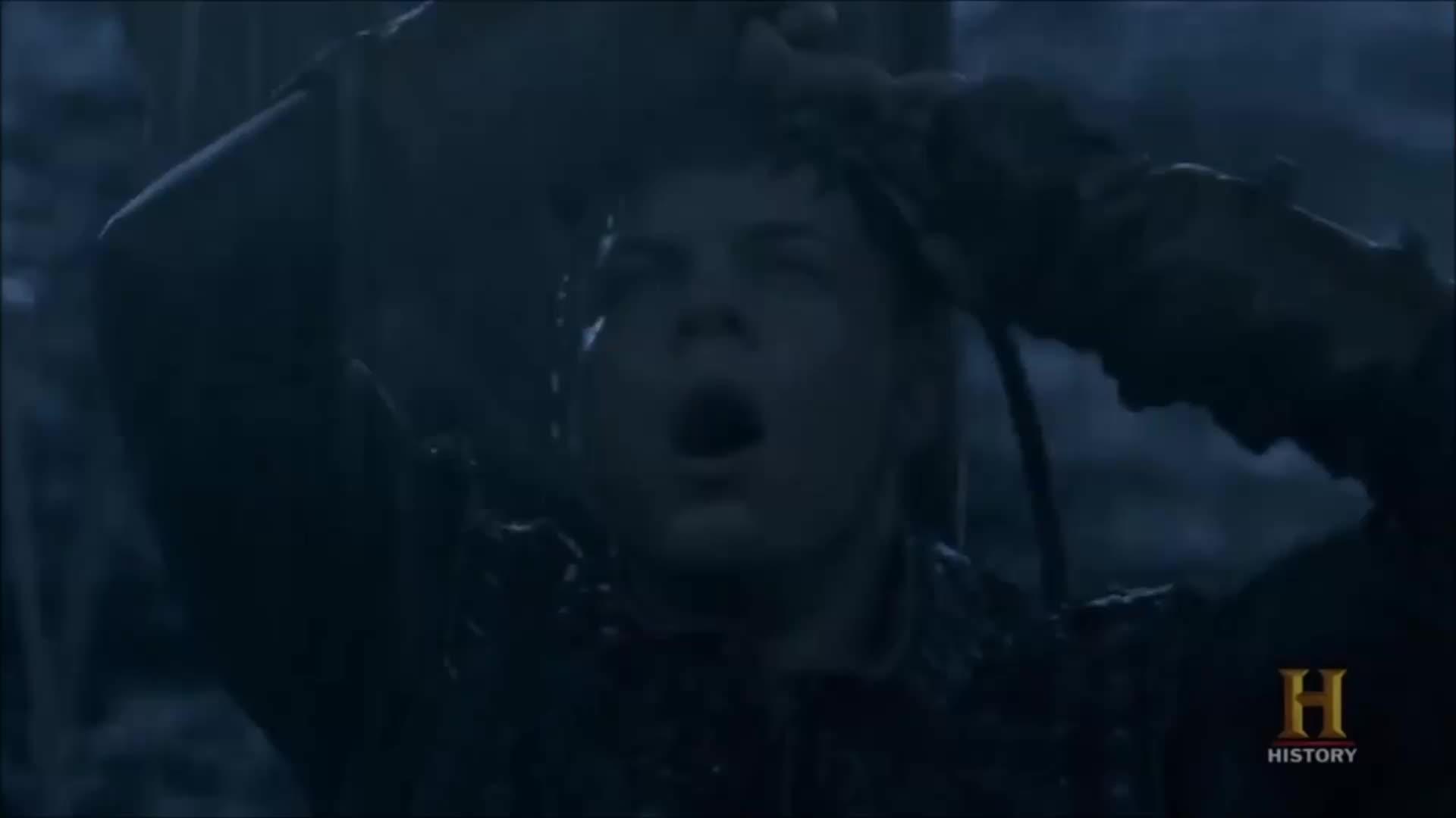vikingstv, [SPOILERS] My favorite scene of the whole show. (reddit) GIFs
