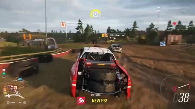 Watch and share Deformable Mud In ForzaHorizon4 - - LOOK AT IT. ITS GLORIOUS. GIFs on Gfycat