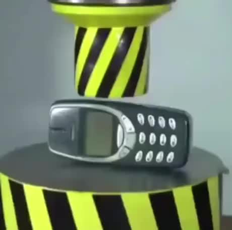 The strongest object known to mankind - gif