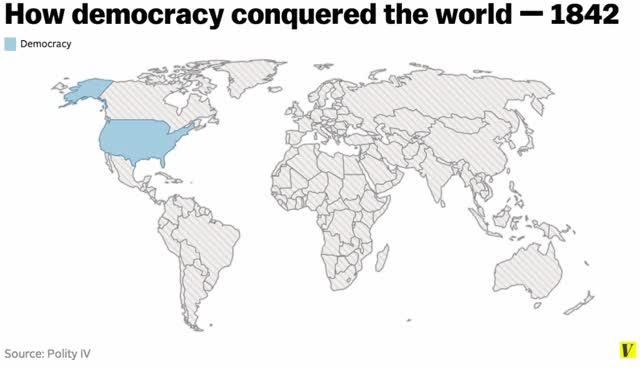 Watch and share Democracy Advance GIFs on Gfycat
