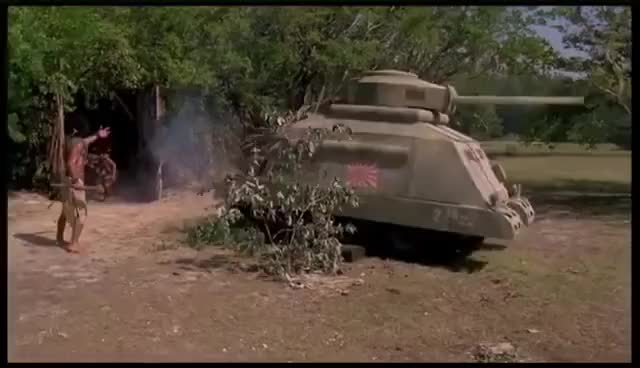 Watch and share Bud Spencer Fährt Panzer GIFs on Gfycat