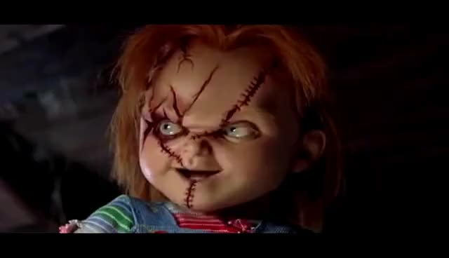 Watch chucky GIF on Gfycat. Discover more Chucky GIFs on Gfycat