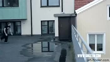 Watch Big fail in parkour GIF on Gfycat. Discover more related GIFs on Gfycat