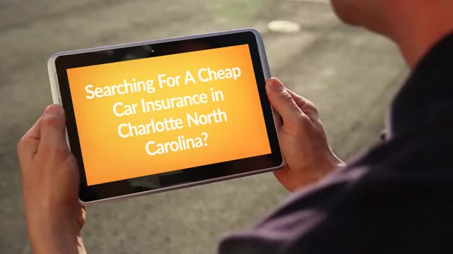 Watch and share Cheap Car Insurance In Charlotte, NC GIFs on Gfycat