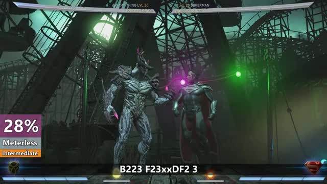 Watch and share Injustice 2 GIFs and Swamp Thing GIFs by sfayaz on Gfycat