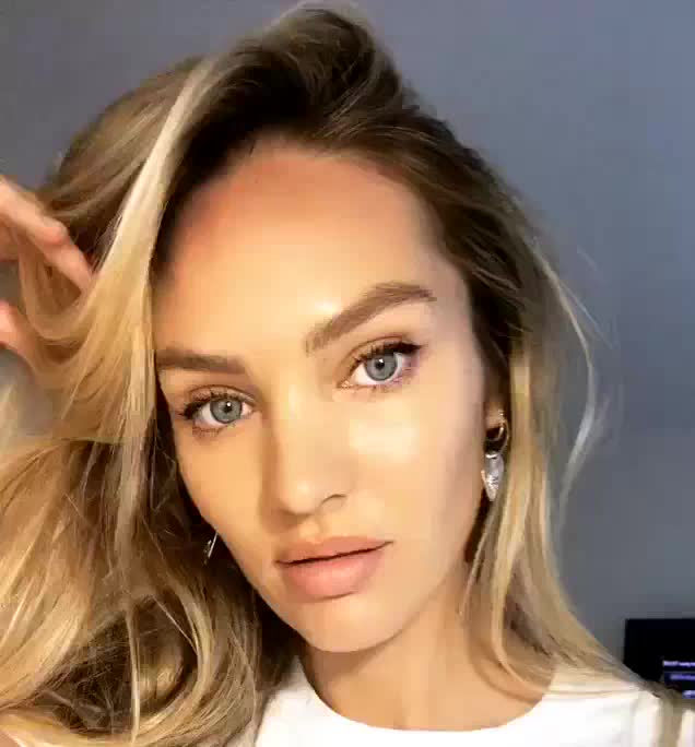 Watch and share Candice Swanepoel GIFs and Celebrities GIFs by 3.14 Snake on Gfycat