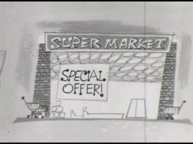 Watch Animated Woman: Via Jubilee Commercial (1950s) Marc Rodriguez GIF by Marc Rodriguez (@marcrodriguez) on Gfycat. Discover more 1950s, Marc Rodriguez, TV, animated, black and white, cartoon, commercial, drawing, fast, food, shopping, woman GIFs on Gfycat
