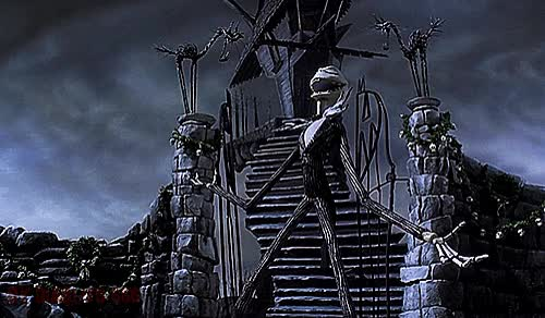 Watch and share The Nightmare Before Christmas Gif GIFs on Gfycat