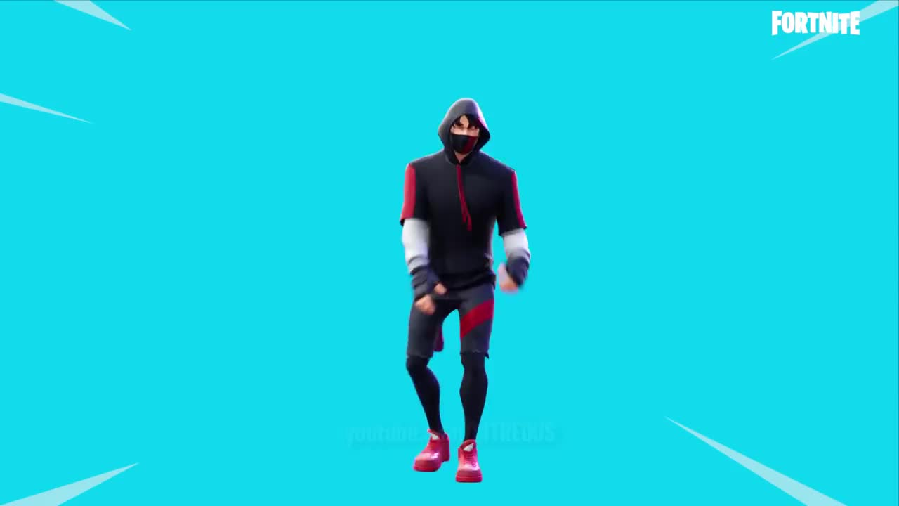 Exclusive Ikonik Skin Scenario Emote Fortnite Samsung Galaxy S10s10s10e
