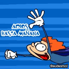 Watch and share ADIOS HASTA MA ANA GIFs on Gfycat