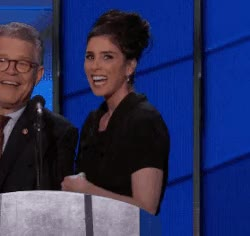 Watch and share Sarah Silverman GIFs and Political GIFs by Reactions on Gfycat