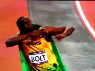 Watch and share Usain Bolt Pose GIFs on Gfycat
