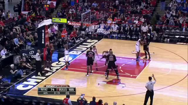 Watch and share Chicago Bulls GIFs and Basketball GIFs by kblaze8855 on Gfycat