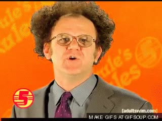 Watch and share Steve Brule GIFs on Gfycat