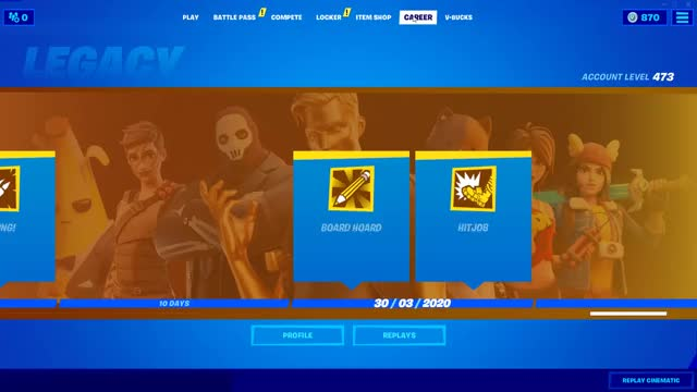 Watch and share Fortnite 2020.05.13 - 07.08.31.04 Trim Trim (3) GIFs on Gfycat