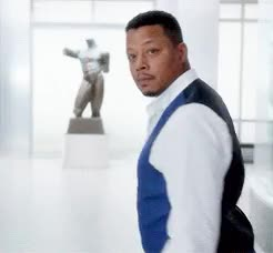 Watch and share Terrence Howard GIFs and Stare GIFs on Gfycat