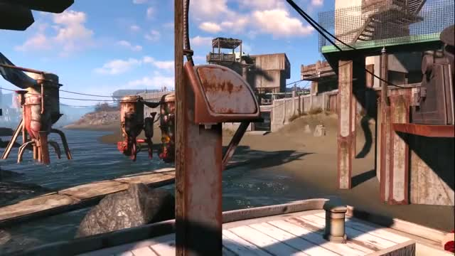 Watch and share Fallout Factory GIFs and Gamephysics GIFs on Gfycat