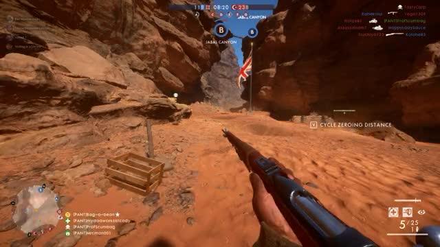 Watch Battlefield 1 2018.12.02 - 13.50.58.10.DVR GIF by @ybjuarim on Gfycat. Discover more battlefield1 GIFs on Gfycat