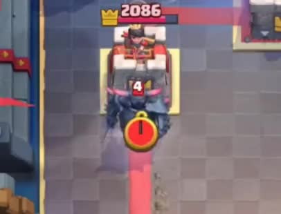 Watch and share Pulling Pekka GIFs by Clash World on Gfycat