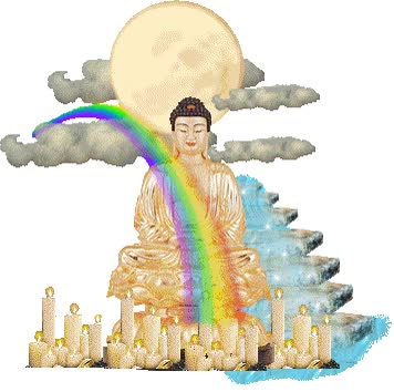 Watch and share Buddhist animated stickers on Gfycat