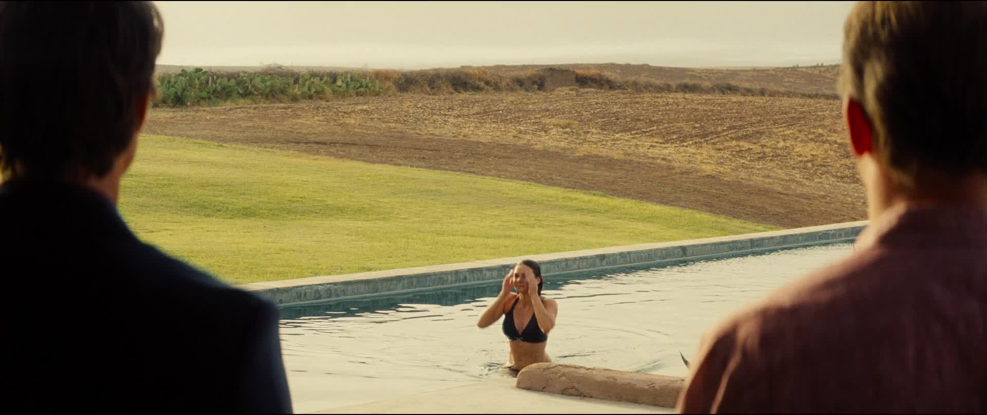 Mission Impossible, Rebecca Ferguson, RebeccaLouisaFerguson, Emerging from the water GIFs