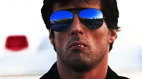 Watch and share Sylvester Stallone Gif | Tumblr GIFs on Gfycat