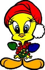 Watch and share Tweety Bird animated stickers on Gfycat