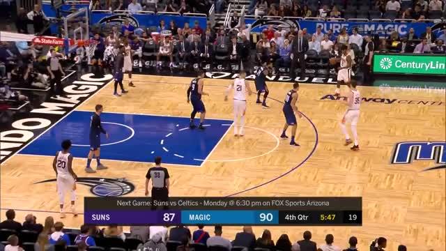 Watch and share Orlando Magic GIFs and Phoenix Suns GIFs on Gfycat