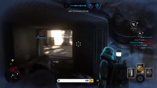 Watch Immersion ruined GIF on Gfycat. Discover more ps4share, sony interactive entertainment, starwarsbattlefront GIFs on Gfycat