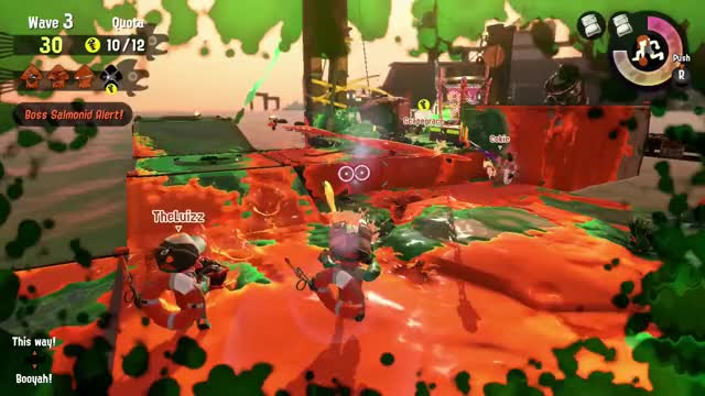 Watch and share Spla2n Salmon Run - 30sec GIFs on Gfycat