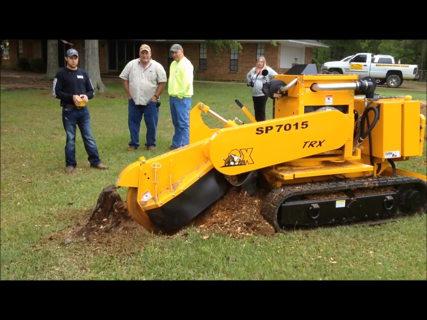 Bandit, Carlton, Green Teeth, Rayco, Stump Grinder, Stump Grinding, Stump Removal, Tree Service, Tree Work, Vermeer, stump grinder GIFs