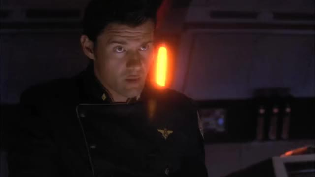 Watch and share BSG Cain - Outnumbered GIFs by parias on Gfycat