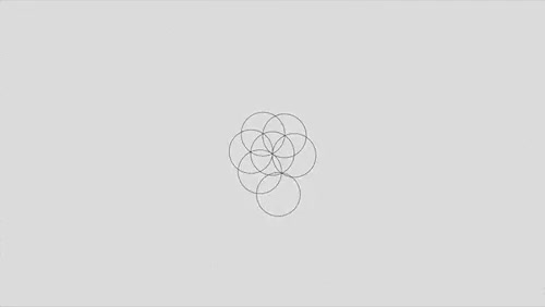Watch and share Sacred Geometry GIFs and Flower Of Life GIFs on Gfycat