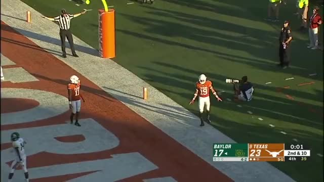 Watch and share Charles Omenihu GIFs and Cfb Game Tape GIFs on Gfycat
