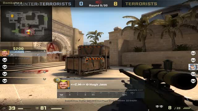 Watch this GIF by @krustykp on Gfycat. Discover more GlobalOffensive GIFs on Gfycat