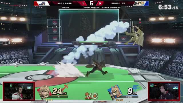 Nairo Insane Edge Guard