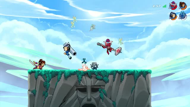 Watch Brawlhalla 2019.04.09 - 18.29.31.02.DVR GIF on Gfycat. Discover more brawlhalla GIFs on Gfycat