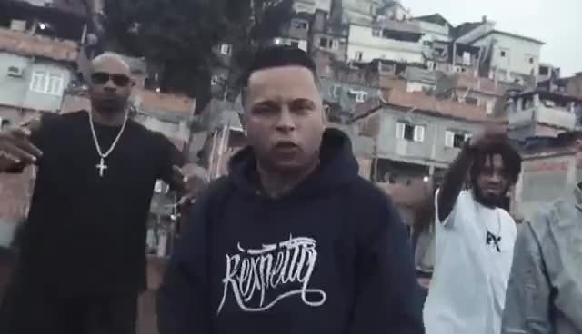 Watch Favela Vive 2 (Cypher) – ADL, BK, Funkero e MV Bill (Prod. Índio) GIF on Gfycat. Discover more related GIFs on Gfycat