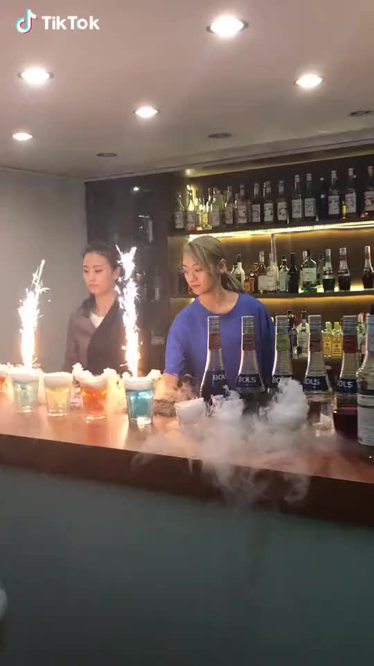 Watch and share Bartender Tricks GIFs by bd on Gfycat