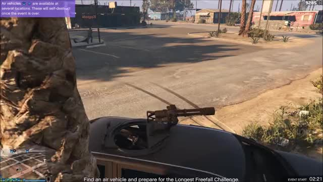 Watch Man vs. Limo GIF by @los1532 on Gfycat. Discover more grandtheftautov_pc GIFs on Gfycat