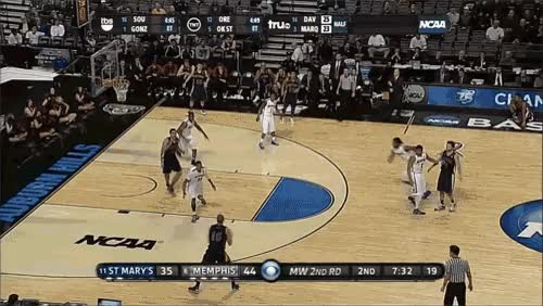 Watch and share Beau Levesque Air Ball GIFs on Gfycat