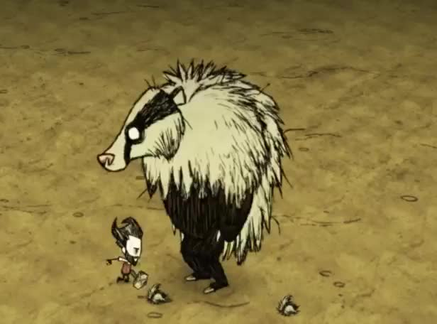 Watch and share Dontstarve GIFs by johnwatson on Gfycat