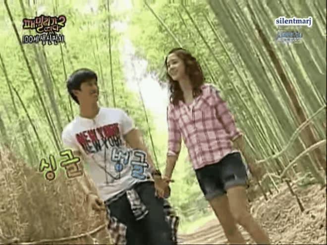 Yoona  thỏi nam châm hút hết các mỹ nam khi cùng chơi gameshow ảnh 8