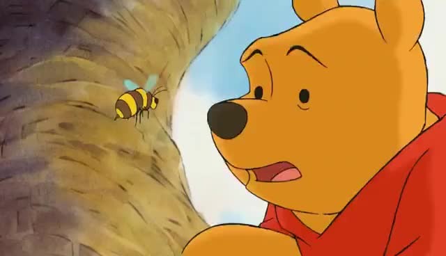 Watch and share Winnie The Pooh GIFs and Pooh Bear GIFs on Gfycat