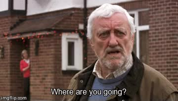 Watch and share Bernard Cribbins GIFs on Gfycat