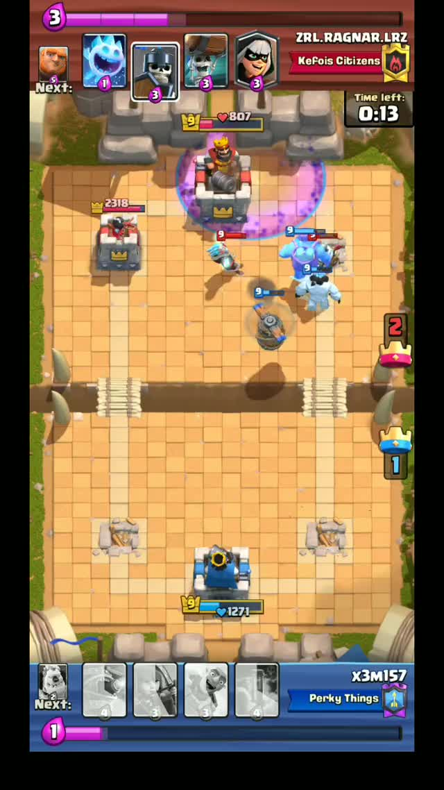 Watch and share Clash Royale 2019-04-07-07-37-49 1 1 GIFs on Gfycat