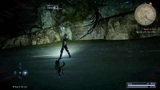 Watch and share Ring Of The Lucii GIFs and Final Fantasy Xv GIFs by Fooni Ventes on Gfycat