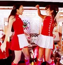 Watch and share Santana Lopez GIFs and Rachel Berry GIFs on Gfycat